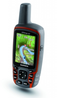GARMIN GPSMAP 62s / 62st Handheld GPS Hunting Hiking Fishing Car - FULL PACKAGE
